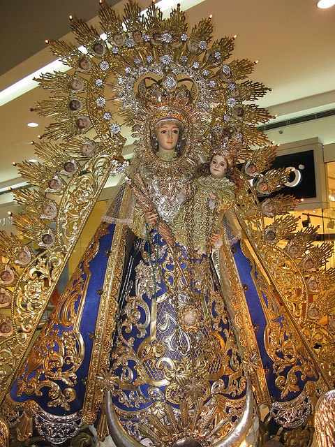 10 - OCTOBER Our Lady of the Holy Rosary